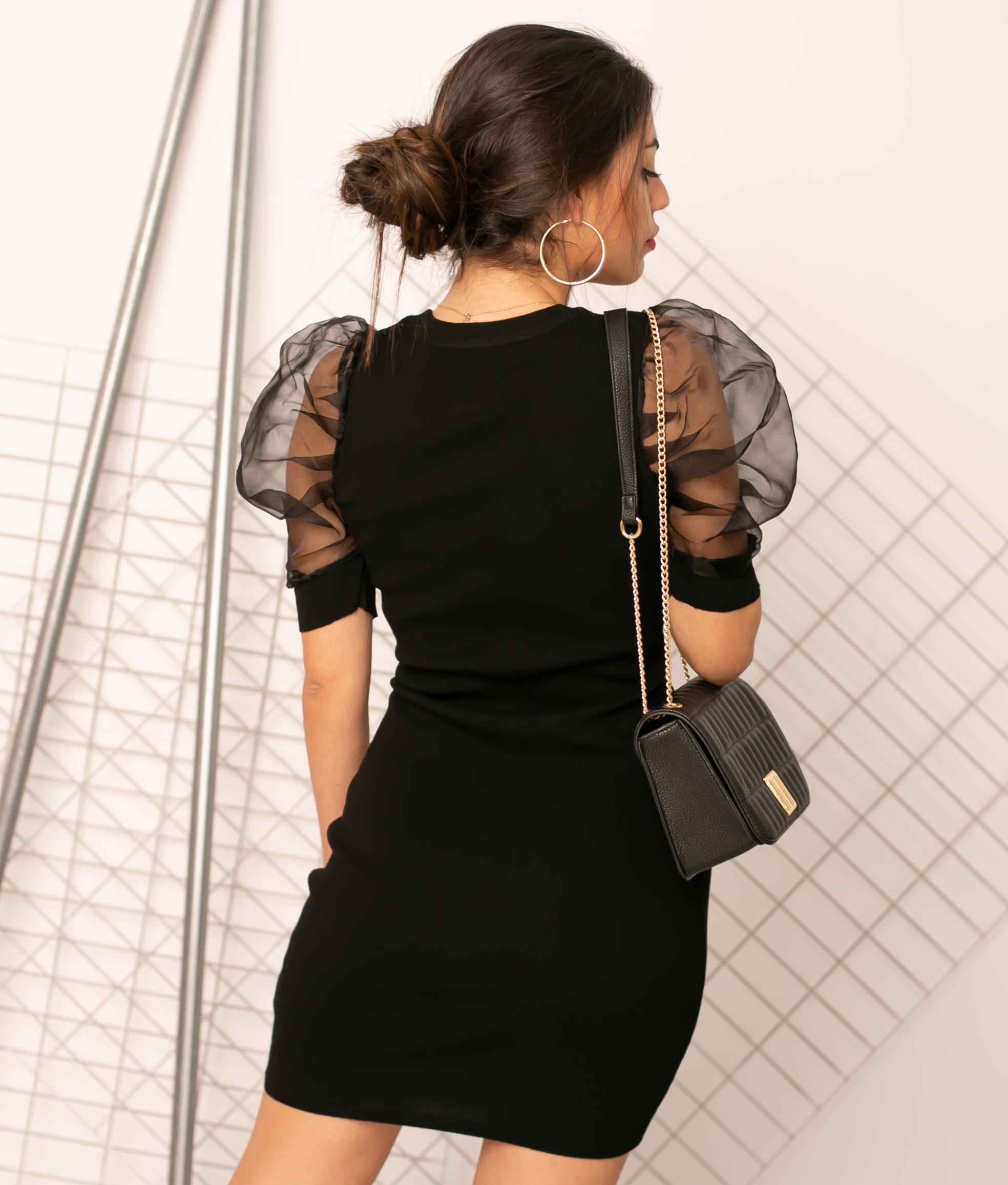 Vestido Sines - Black