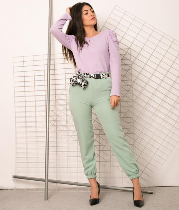 Pantalón Inhoa - Aquamarine