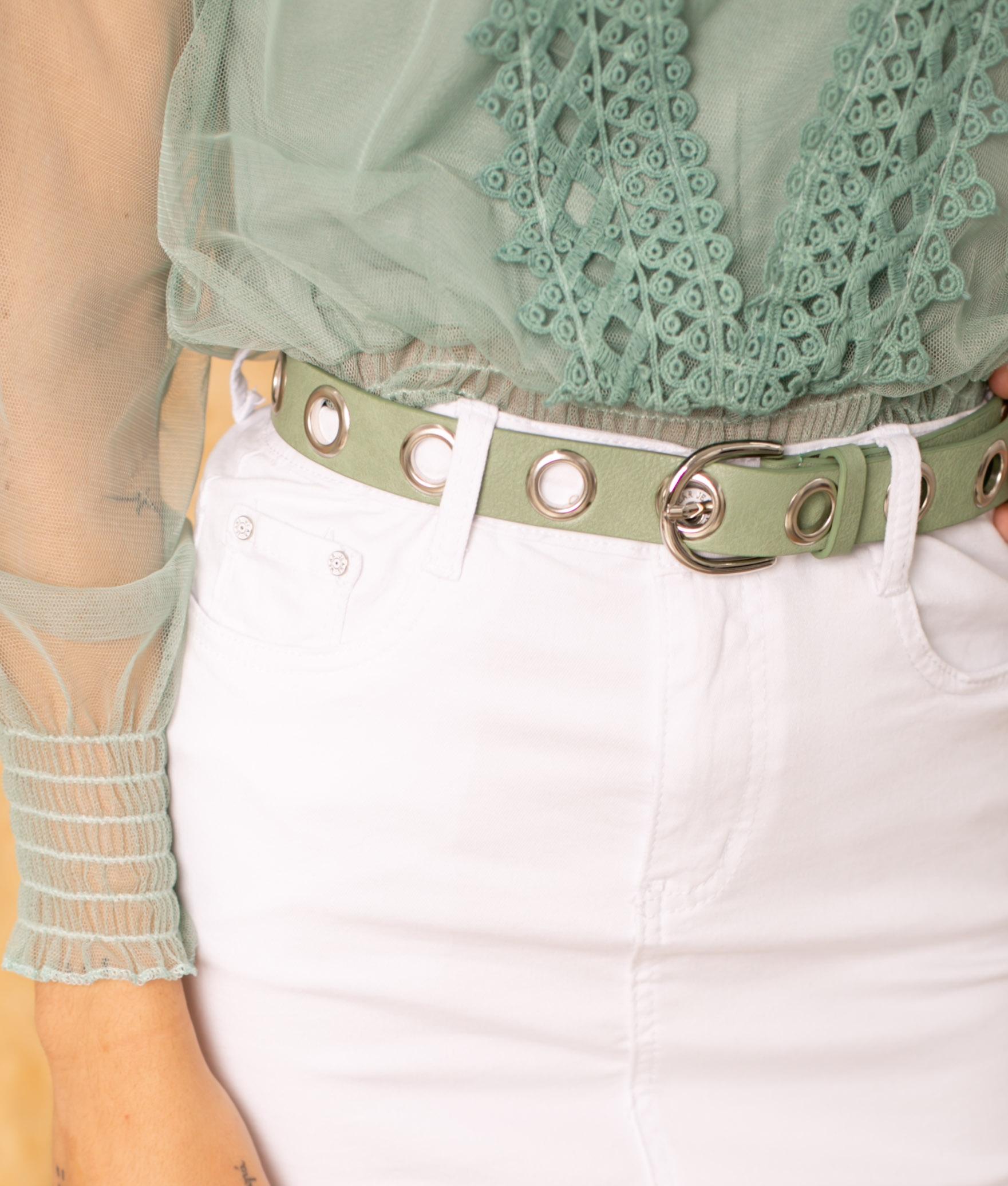Cinturón Teciel - Green