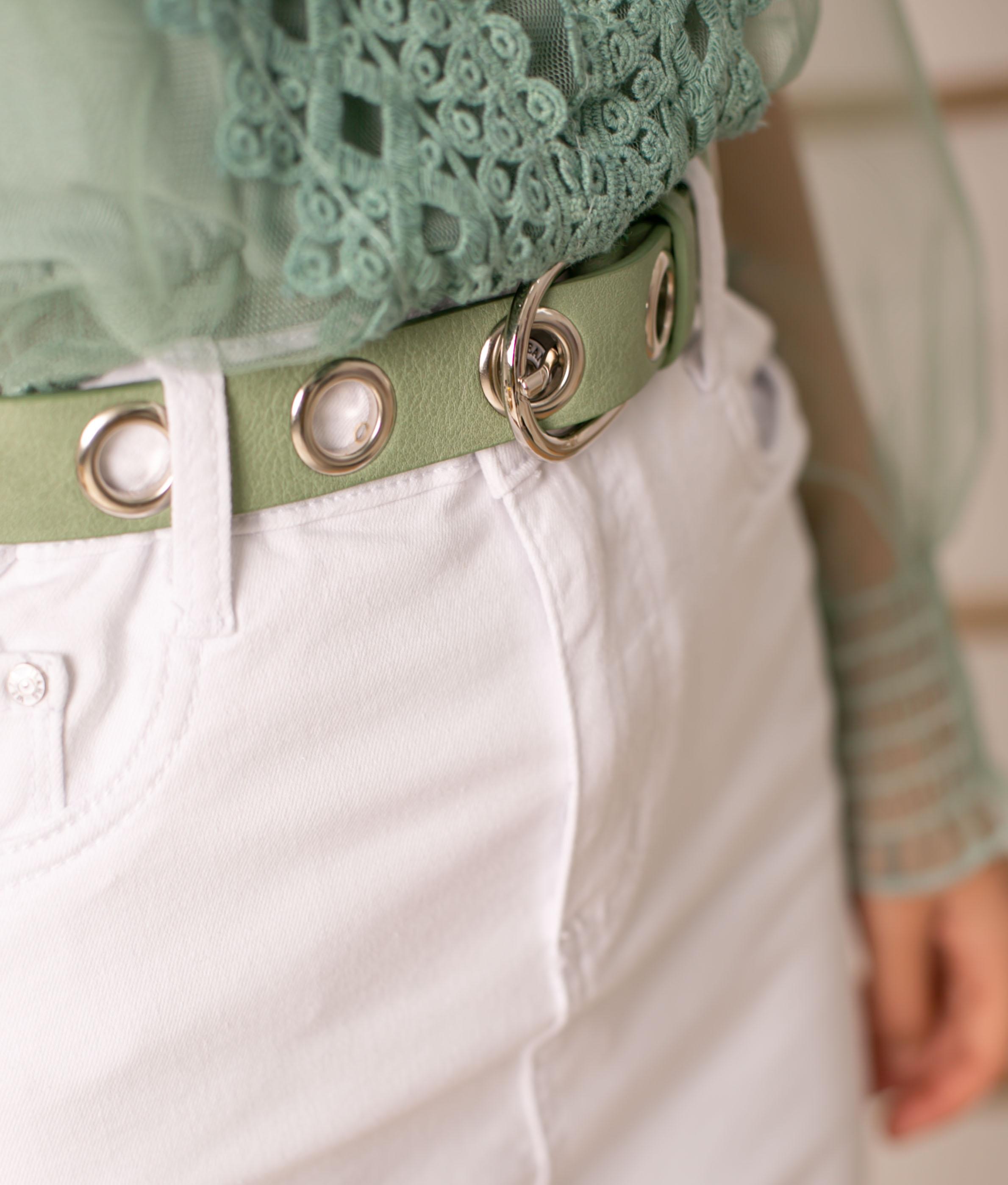 Cinturón Teciel - Verde