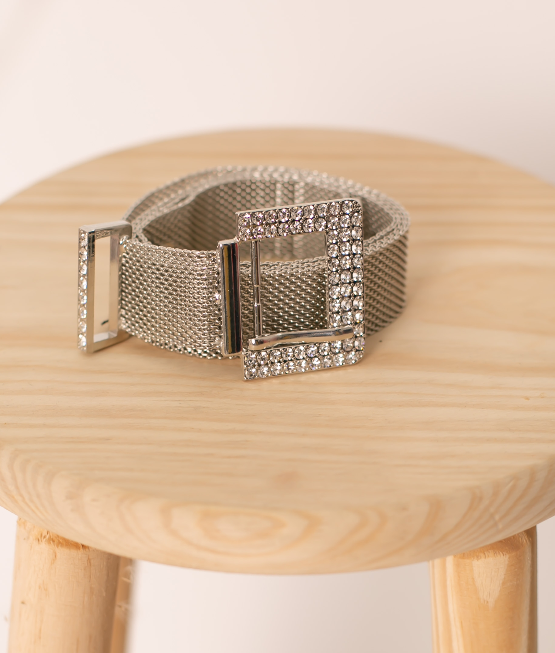 Cinturón Jesen - Silver