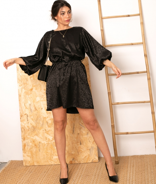 Vestido Dresden - Negro
