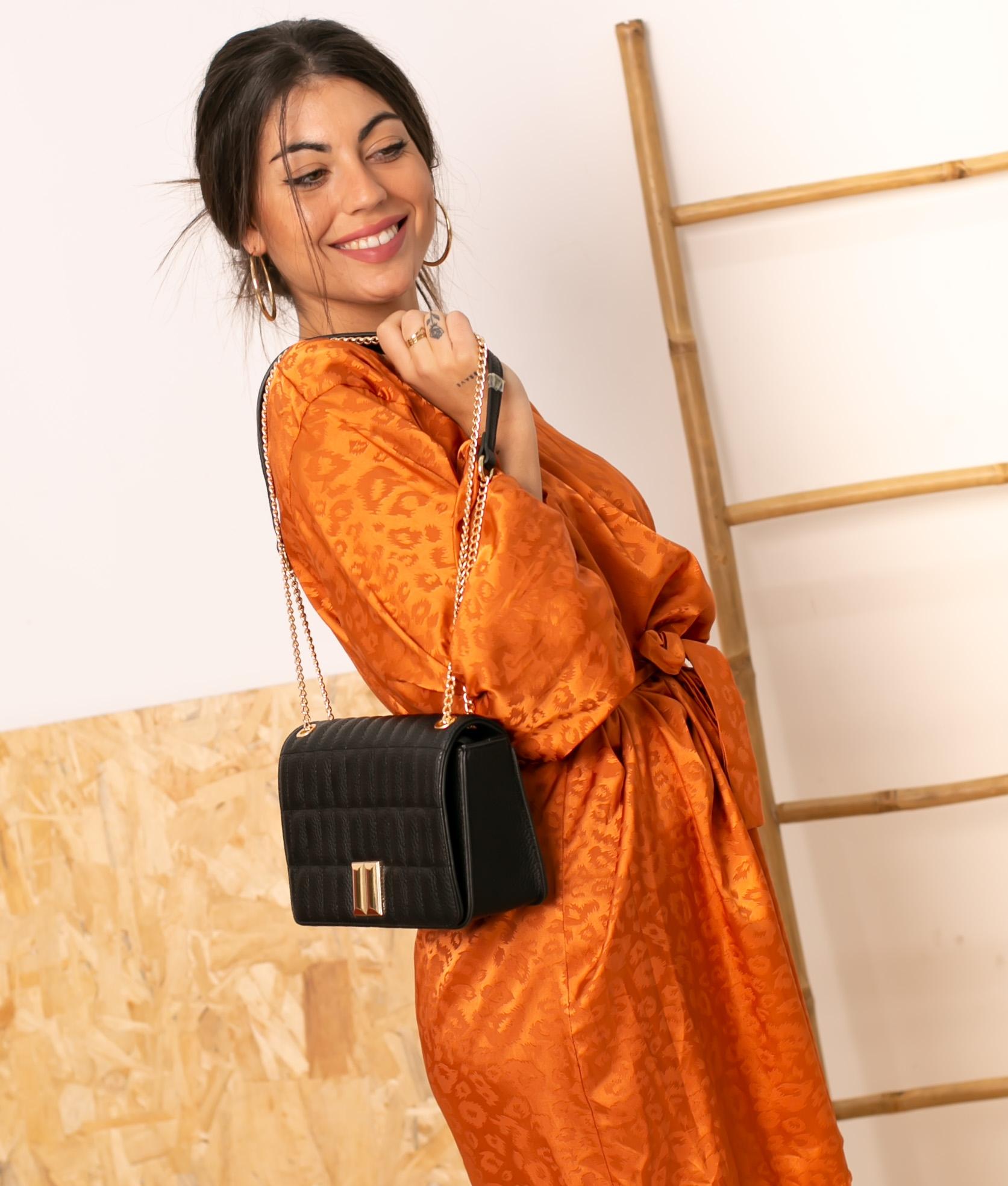 Vestido Dresden - Naranja