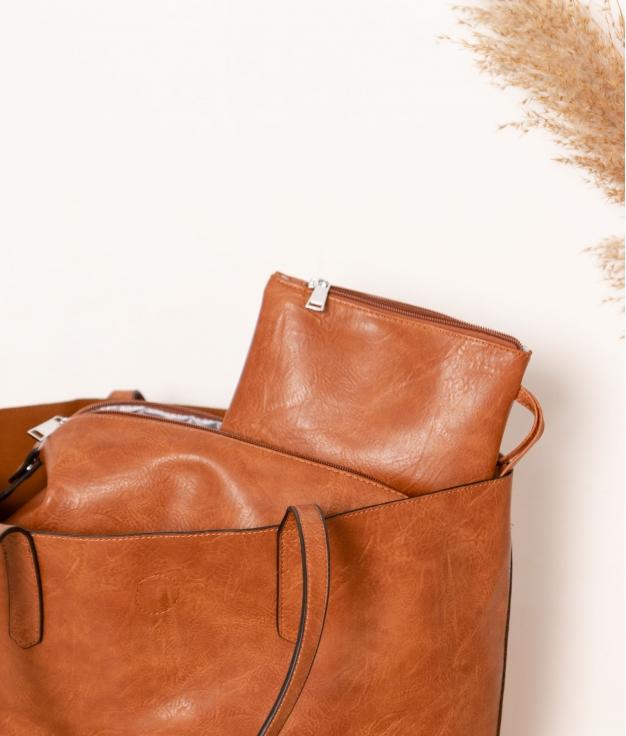 Bag Unale - Camel
