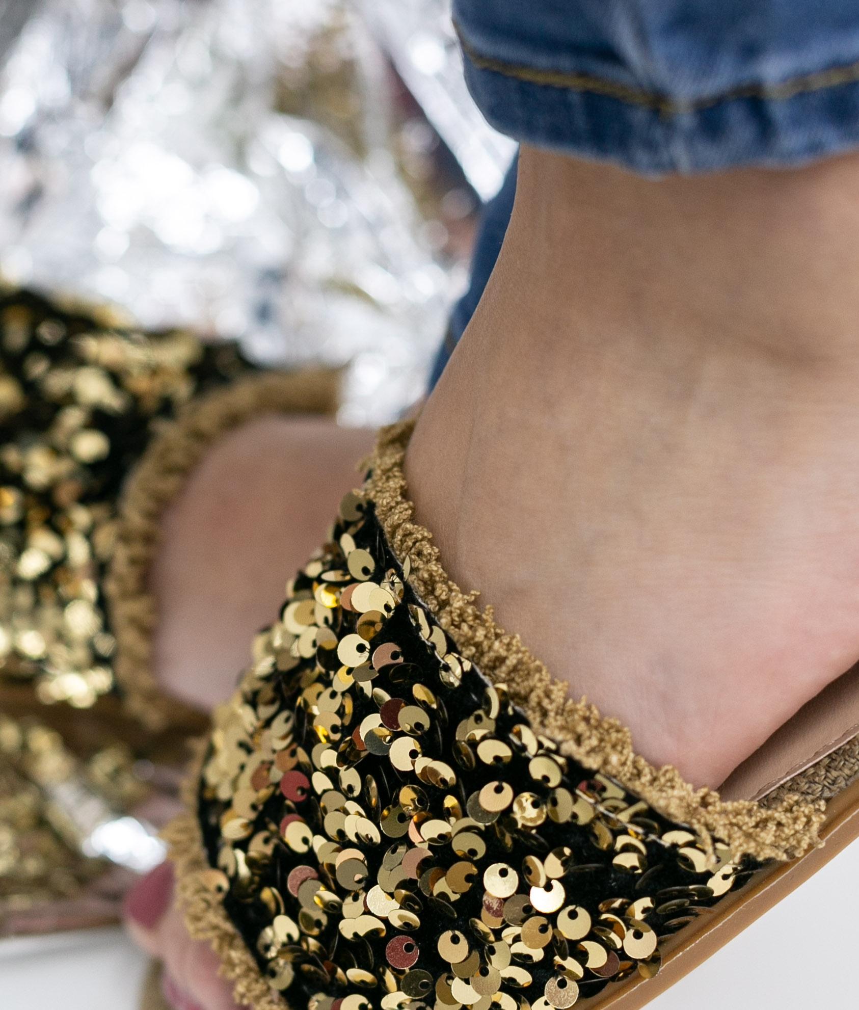 Flat Sandal Meruem - Khaki