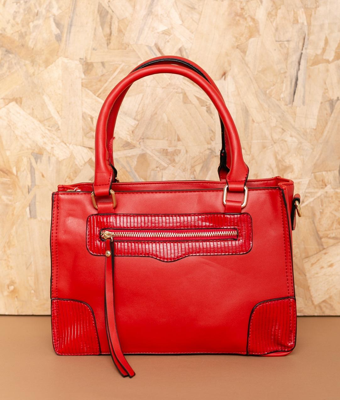 Bolso Vensui - Rojo