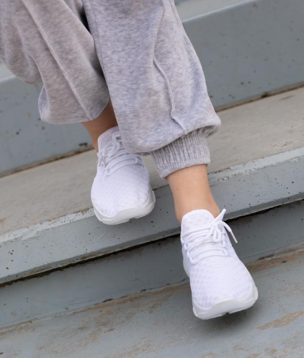 Sneakers Leorio - Bianco
