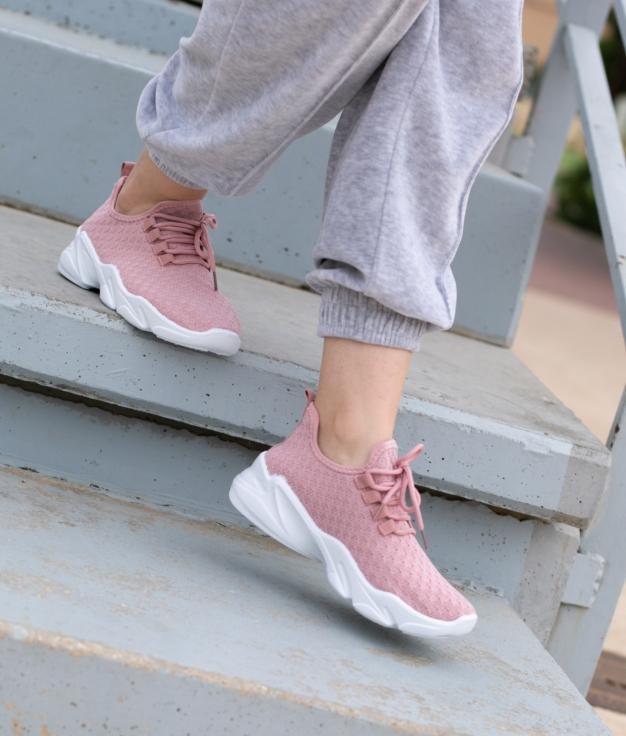 Sneakers Leorio - Rosa