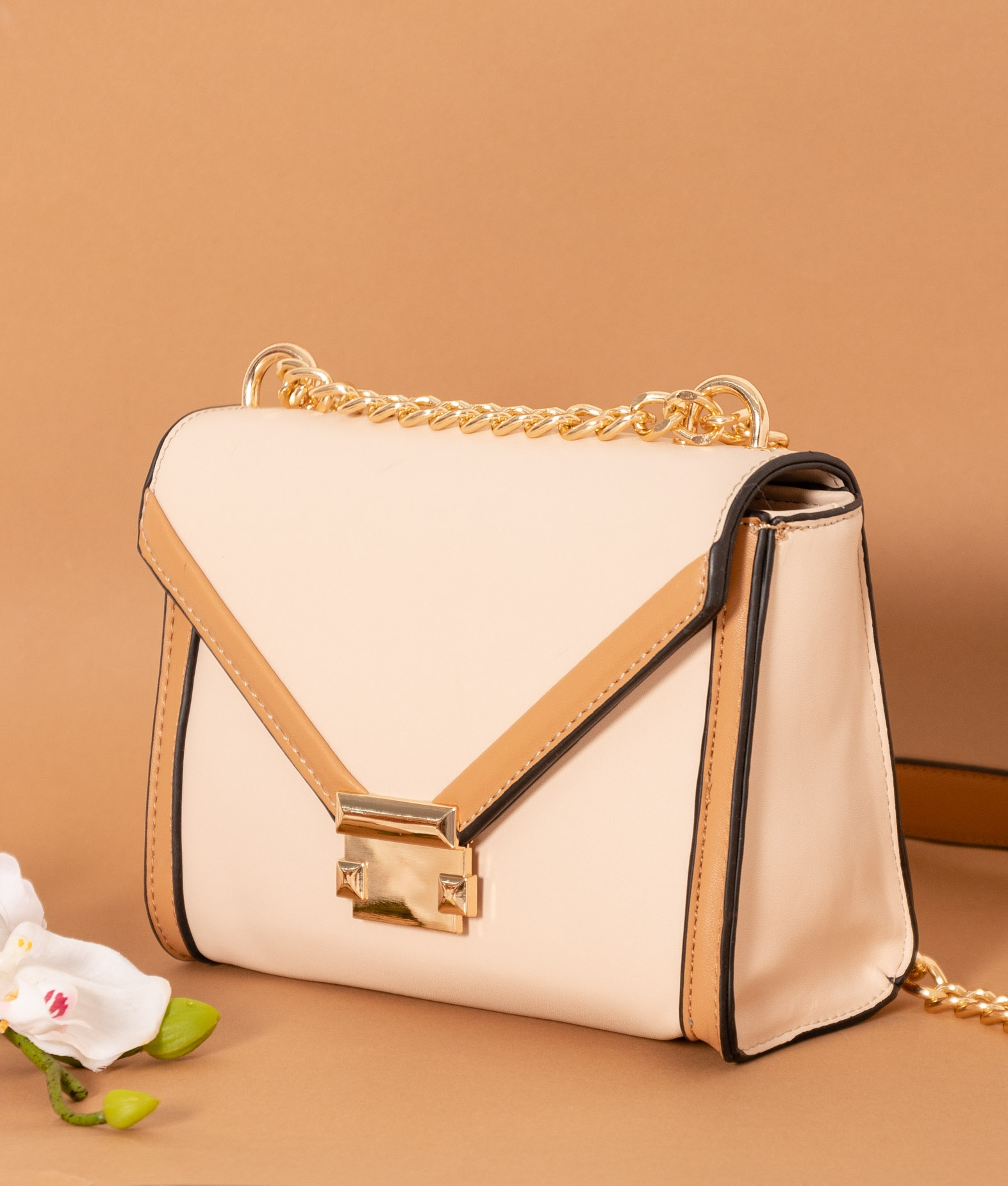 Bag Vineta - Taupe