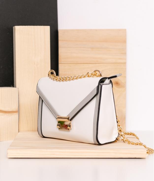 Bag Vineta - White