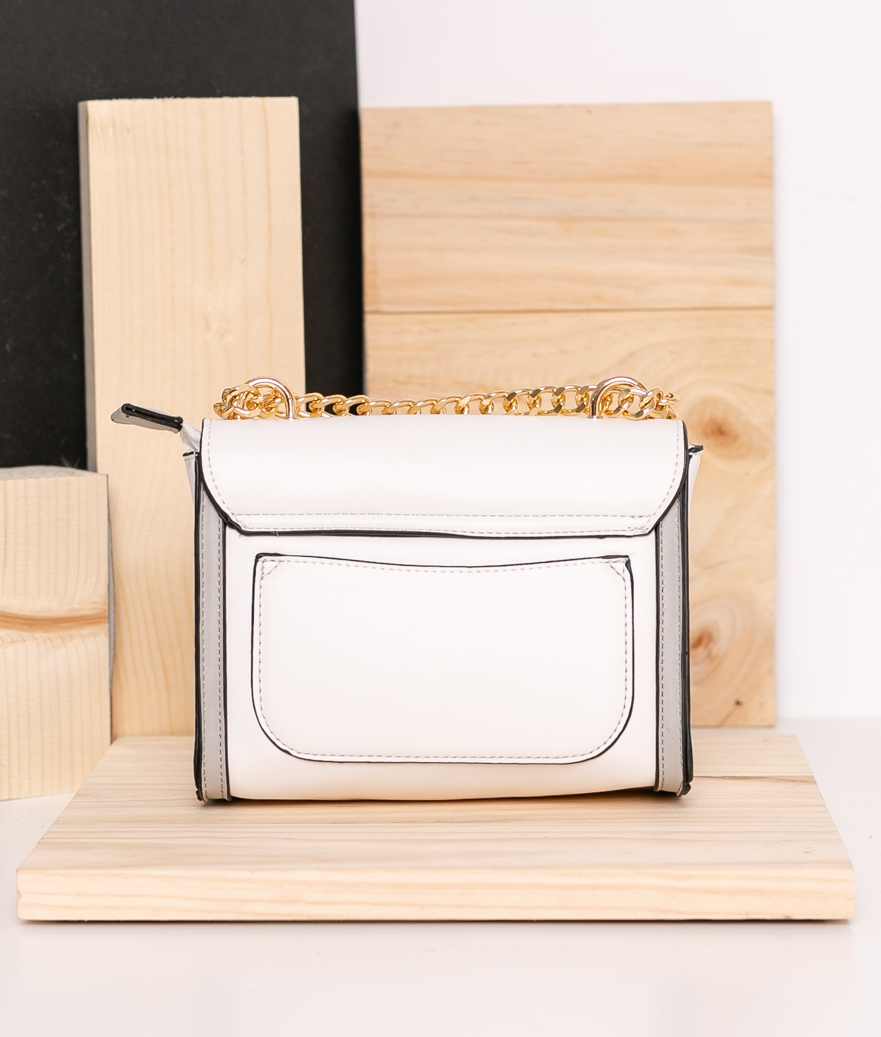 Bag Vineta - White