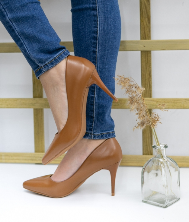 Chaussure Scarpins Tilda - Chameau