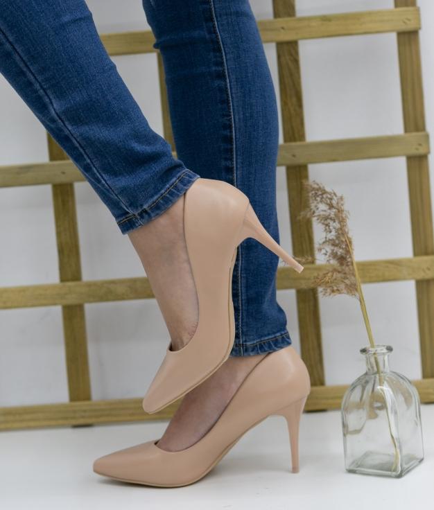 Zapato De Tacón Tilda - Rosa