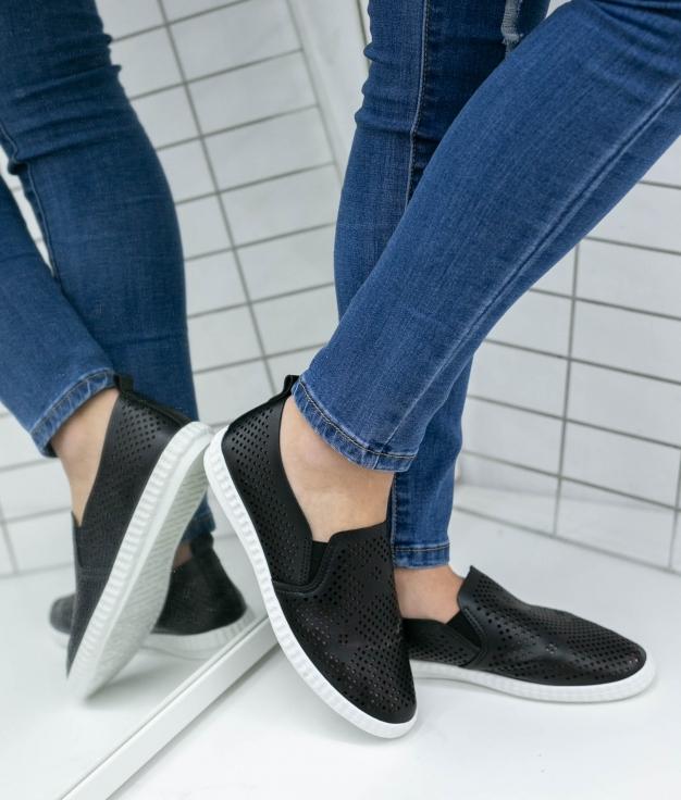 Sneakers Sinela - Preto