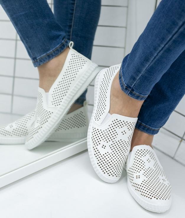 Sneakers Sinela - Branco