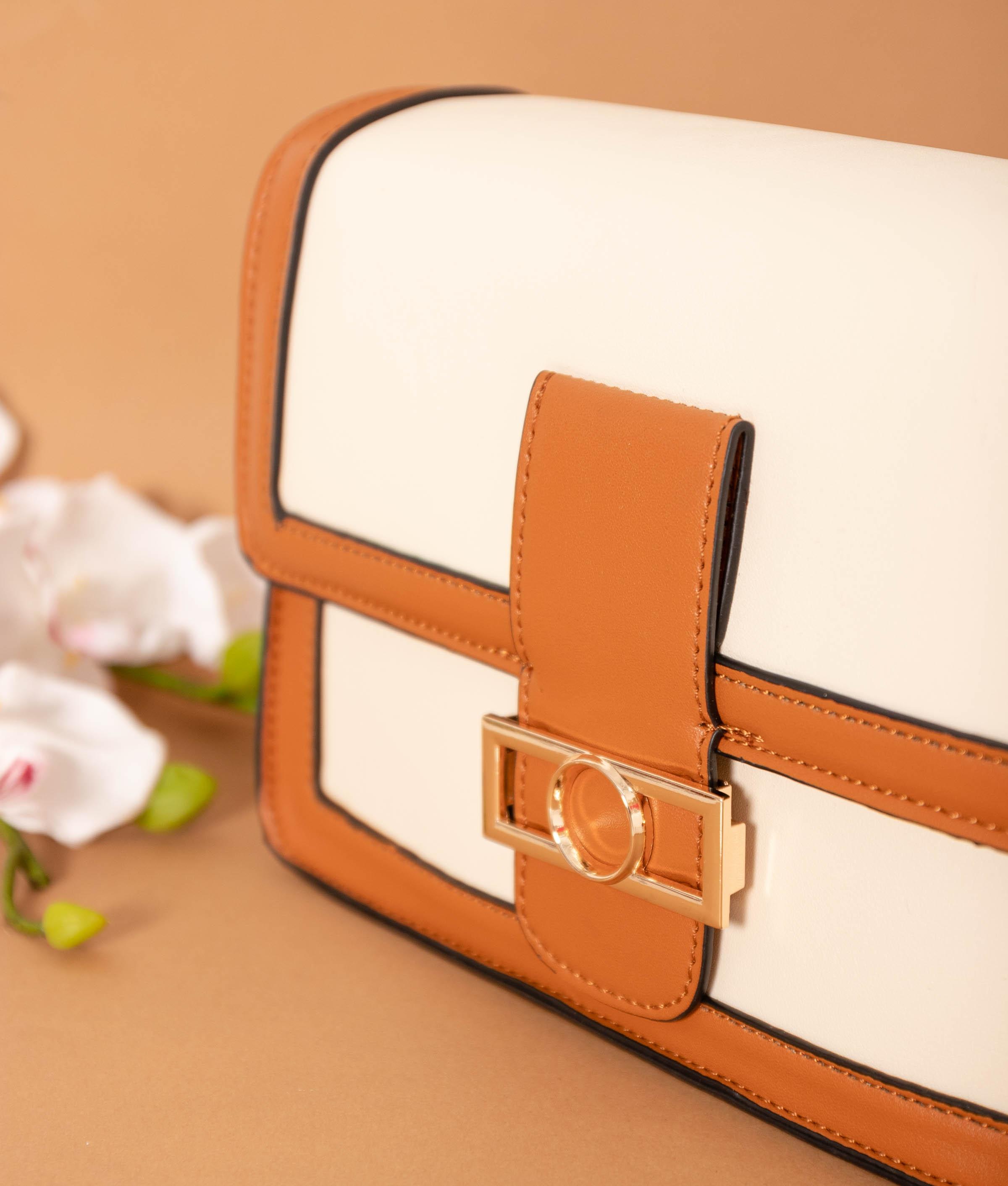 Bag Chiuna - Camel