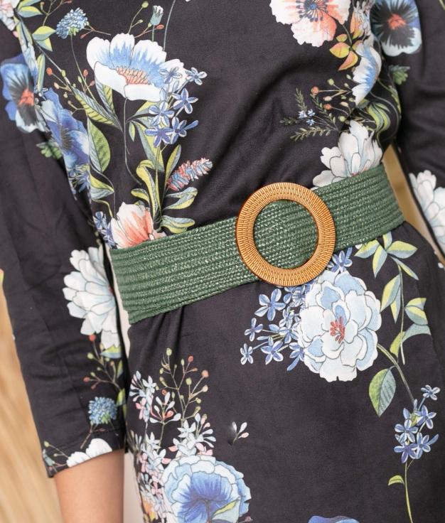 Cinturón Bambala - Verde