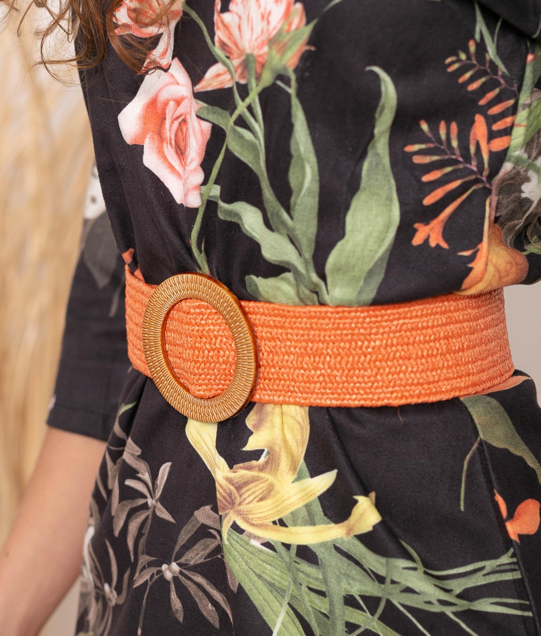 Cinturón Banbala - Laranja