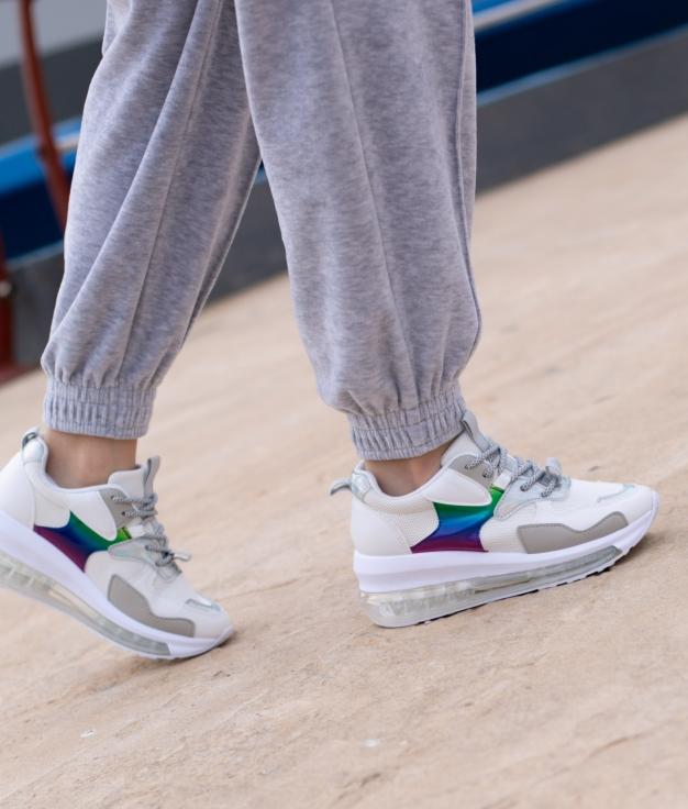 Sneakers Anakin - Blanco