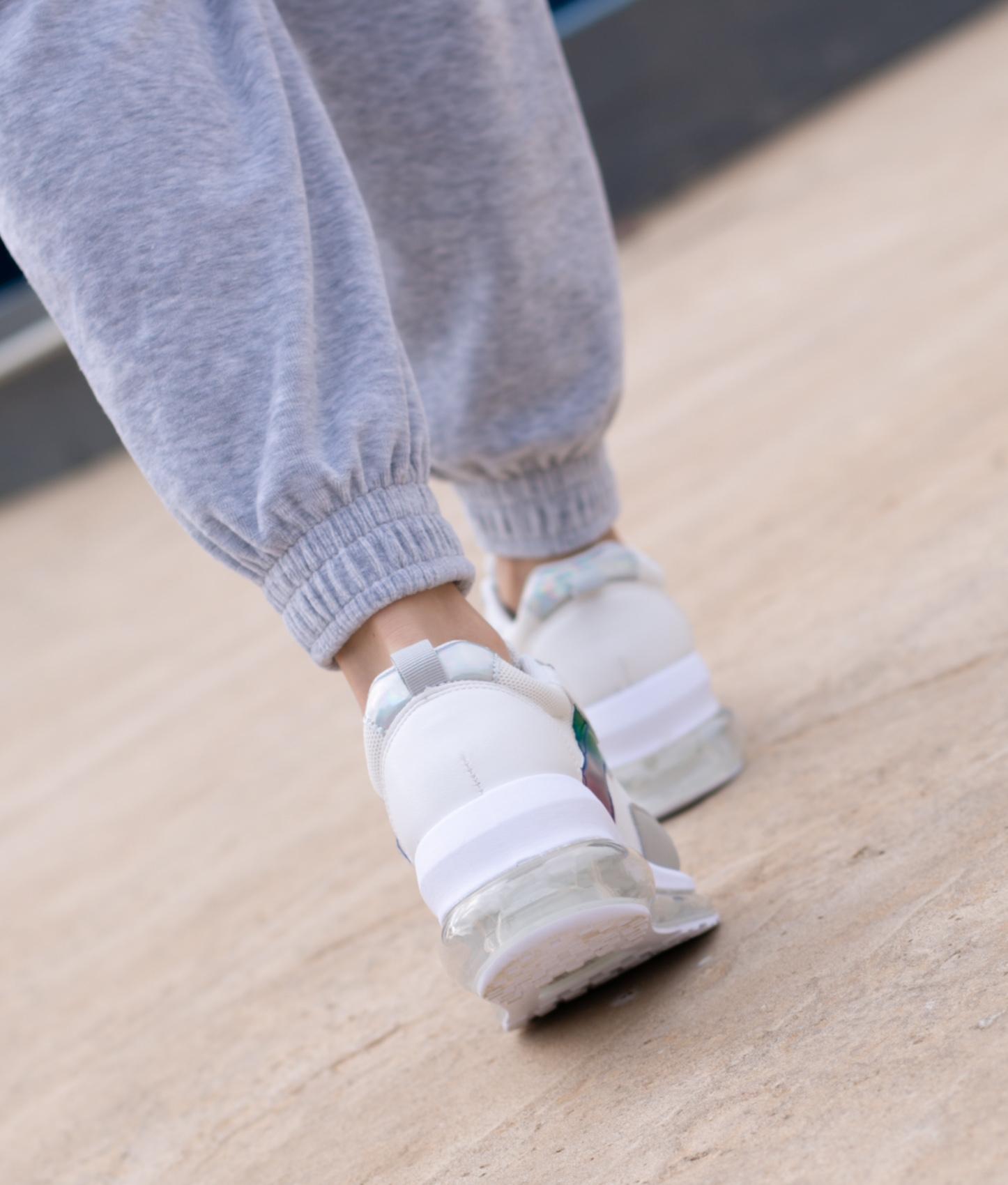 Sneakers Anakin - Bianco