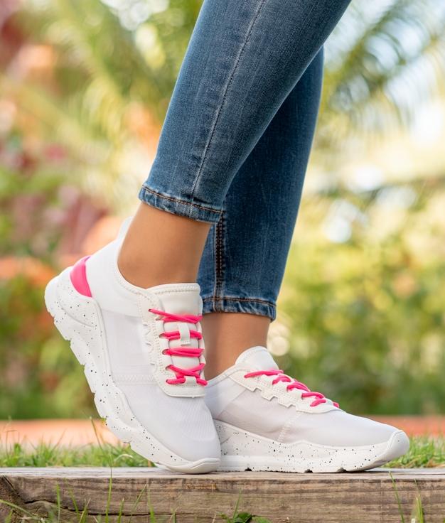 Sneakers Galas - Fucsia