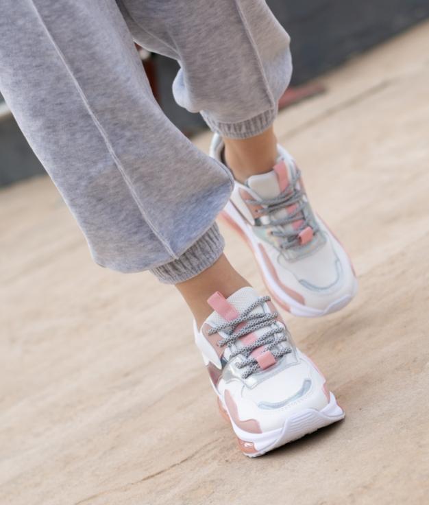 Sneakers Anakin - Rosa