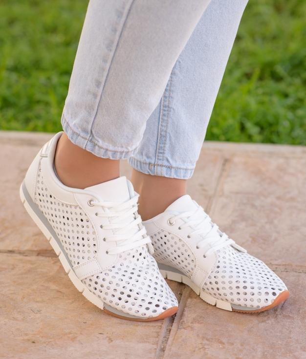 Sneakers Esparu - Branco