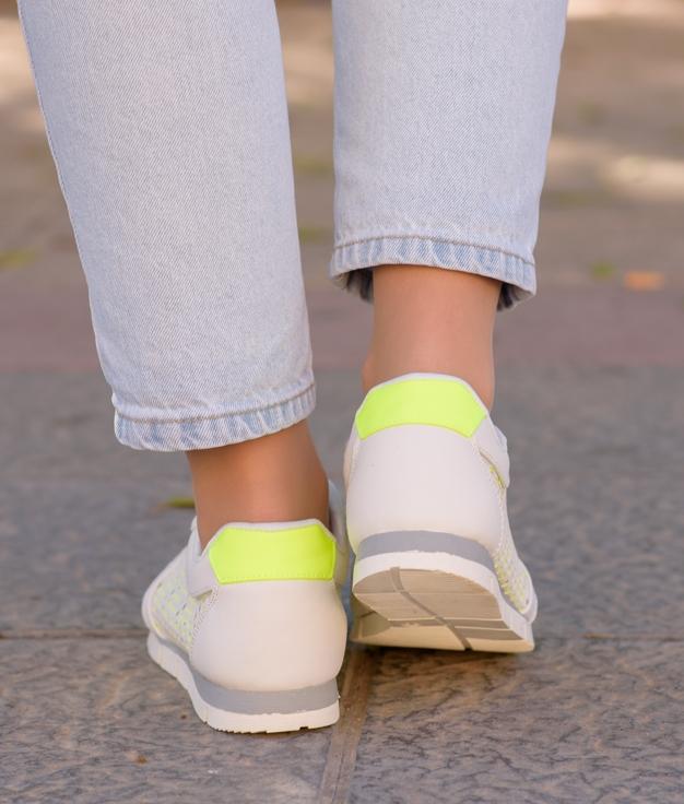 Sneakers Esparu - Vert