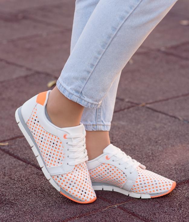 Sneakers Esparu - Laranja