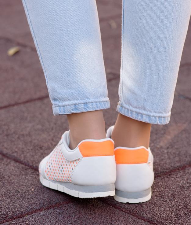 Sneakers Esparu - Orange