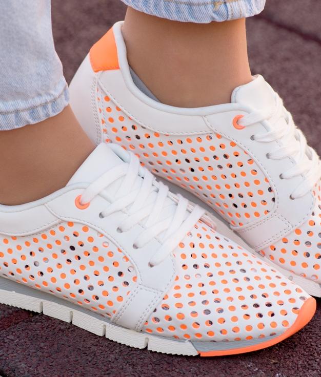 Sneakers Esparu - Naranja