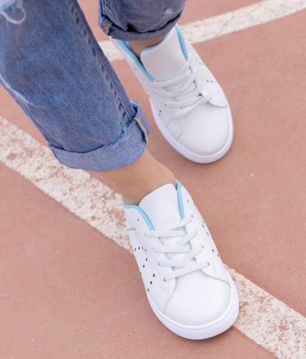Sneakers Vader - Azul