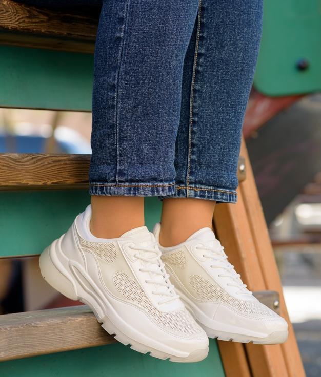 Sneakers Felnar - Bianco