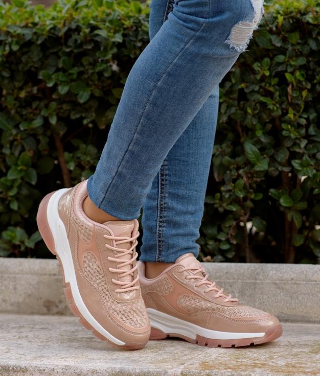 Sneakers Felnar - Nude