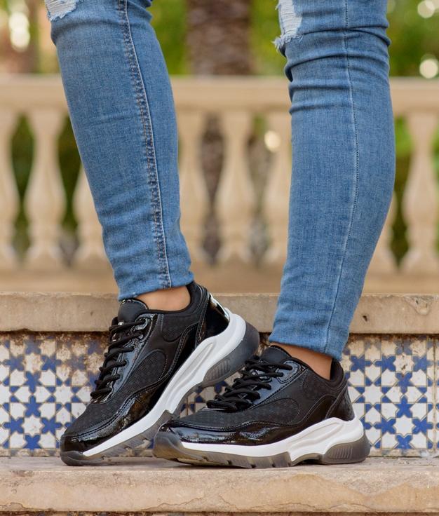 Sneakers Felnar - Preto