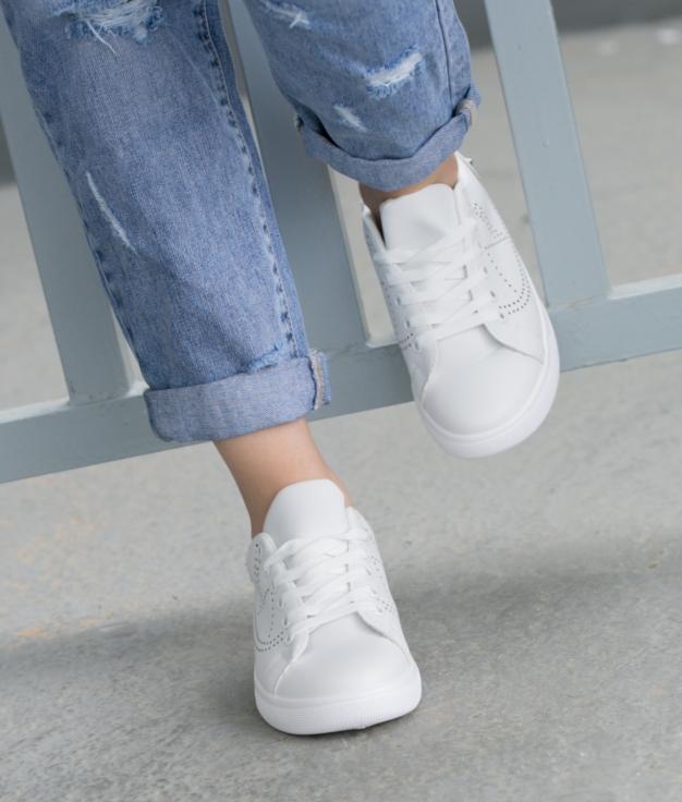 Sneakers Obiwan - Blanco