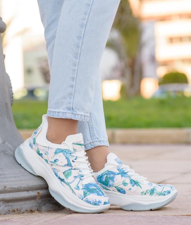 Sneakers Lasla - Marinho