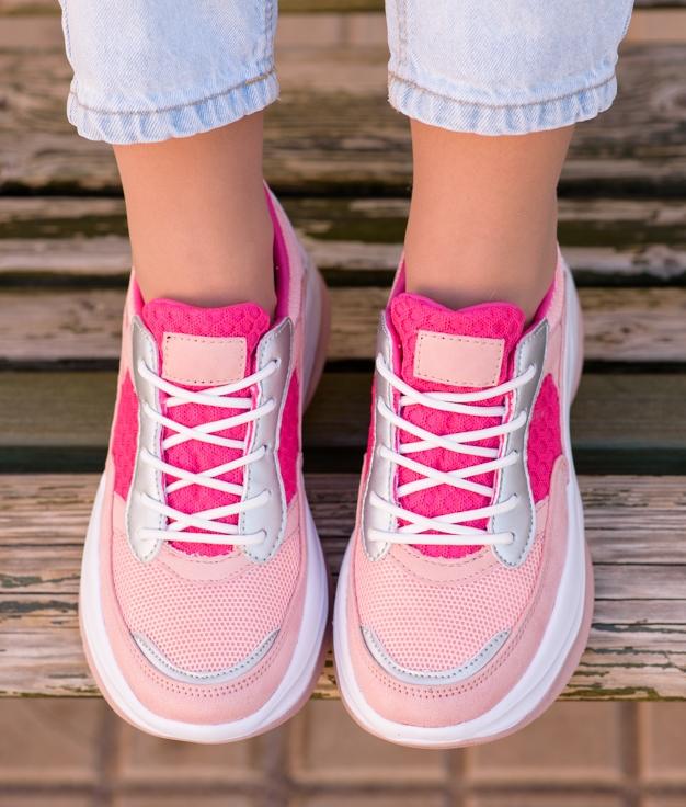 Sneakers Jalen - Nude