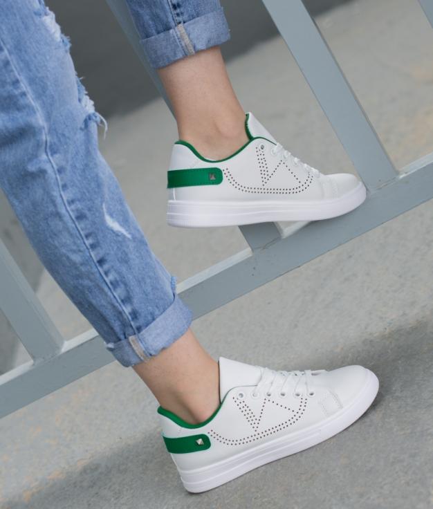 Sneakers Obiwan - Vert