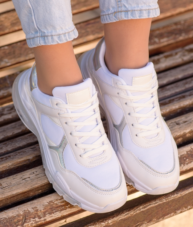 Sneakers Waza - Bianco