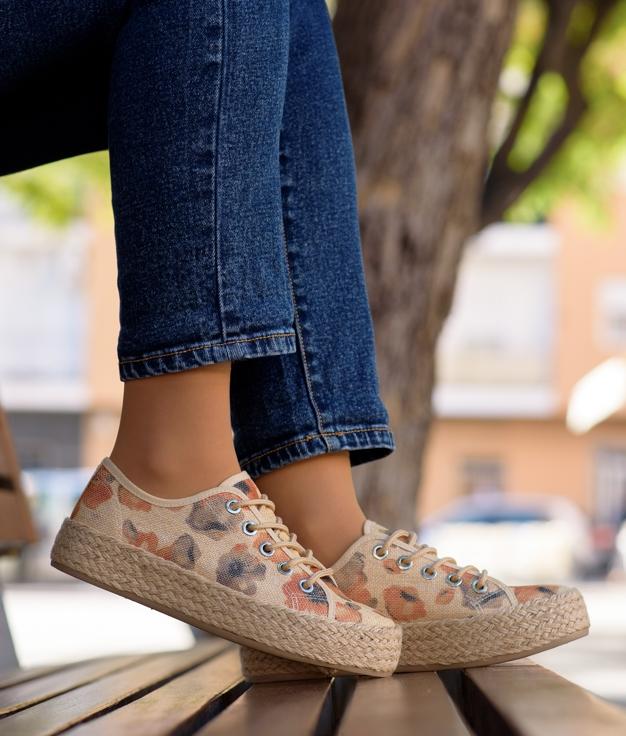 Sneakers Veneri - Orange