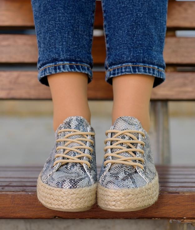 Sneakers Veneri - Serpiente