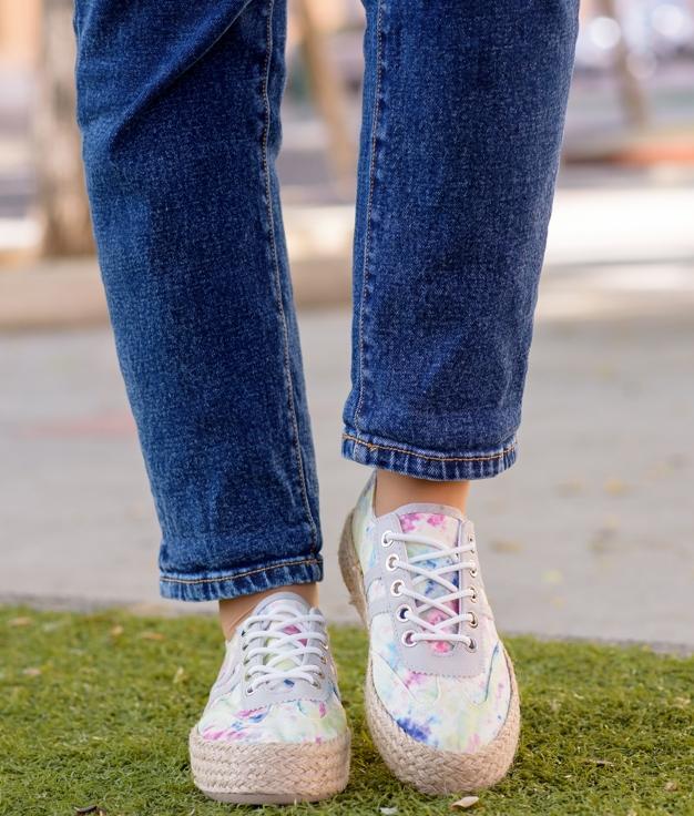 Sneakers Chalon - Amarillo