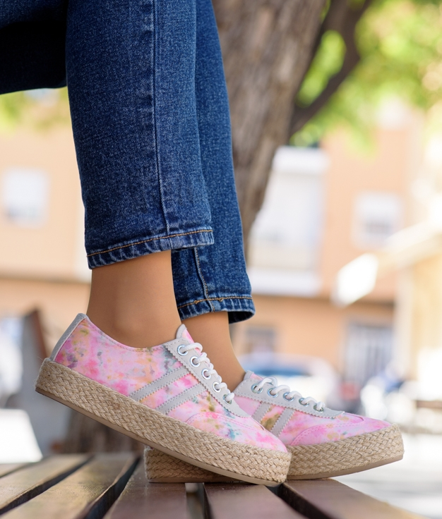 Sneakers Chalon - Rosa