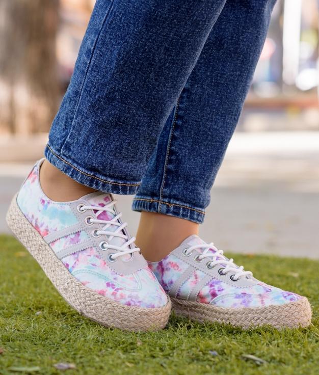 Sneakers Chalon - Aguamarina