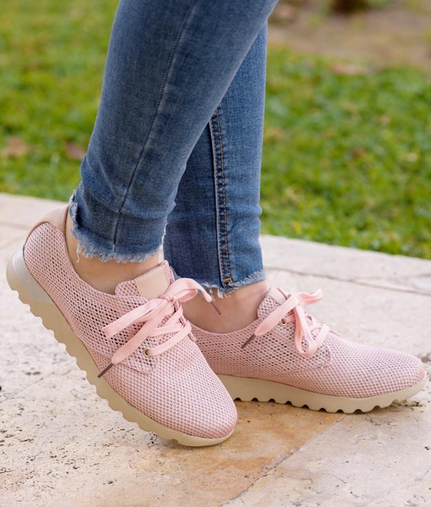 Sneakers Brale - Nude
