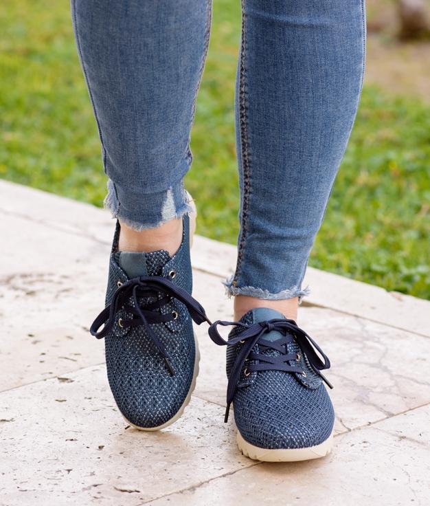 Sneakers Brale - Marino