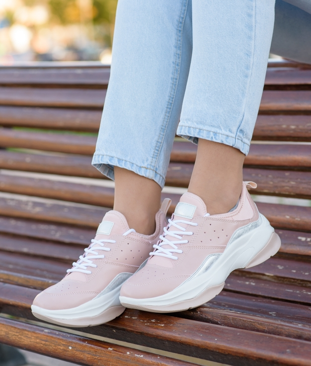 Sneakers Jurun - Nude
