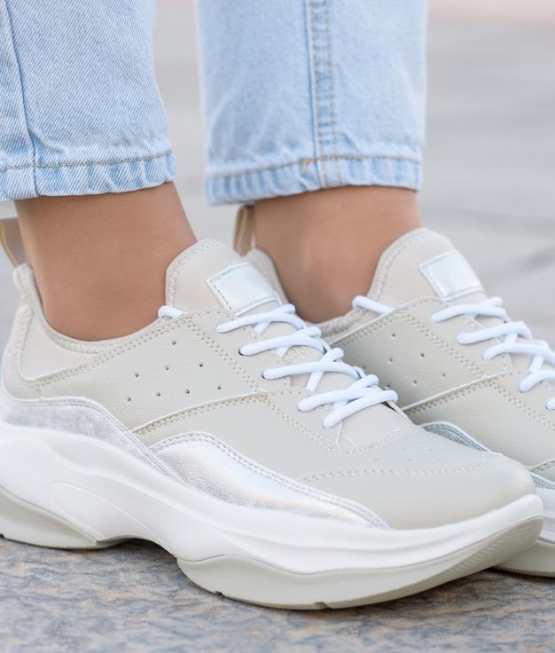 Sneakers Jurun - Taupe