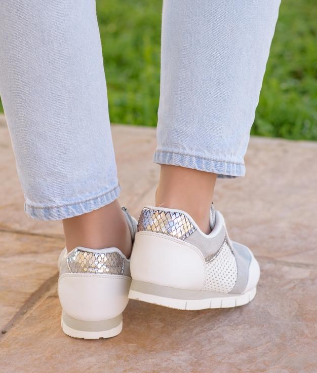 Sneakers Boberi - Blanco